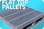 Flat Top Plastic Pallets