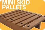 Mini Skid Plastic Pallets