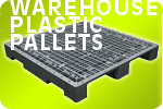 Warehouse Plastic Pallets